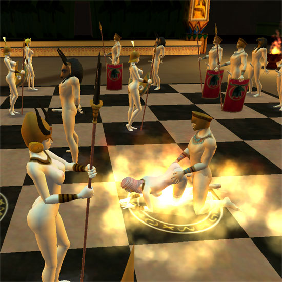 52 Mb Скачать: LoveChess - Age Of Egypt 2.29 - 3D секс-шахматы сс.
