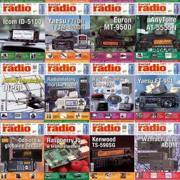 Журнал Swiat Radio №1-12 0015