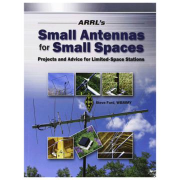Small Antennas For Small Spaces